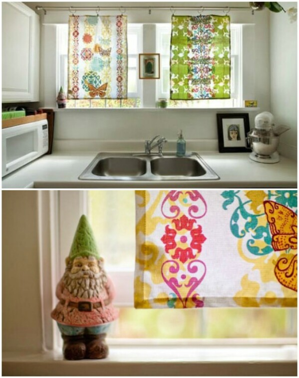 20 Elegant And Easy Diy Curtain Ideas To Dress Up Your Windows Diy
