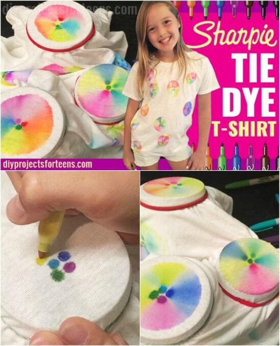 Áo sơ mi Tie-Dye