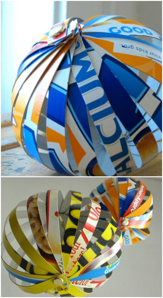 15. Craft these amazing globes.