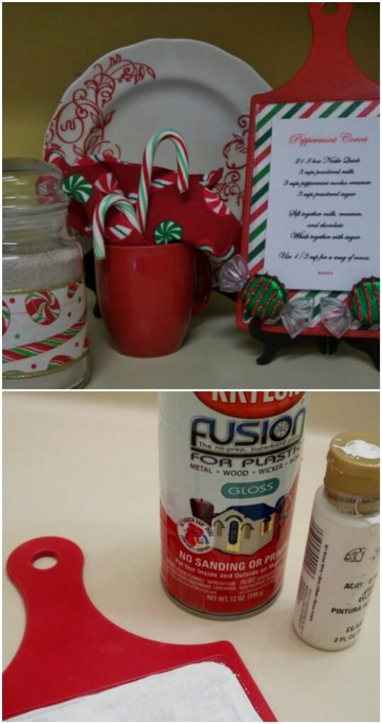 Decorative Recipe Holder