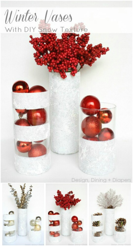 40 Festive Dollar Store Christmas Decorations You Can Easily Diy Diy Crafts