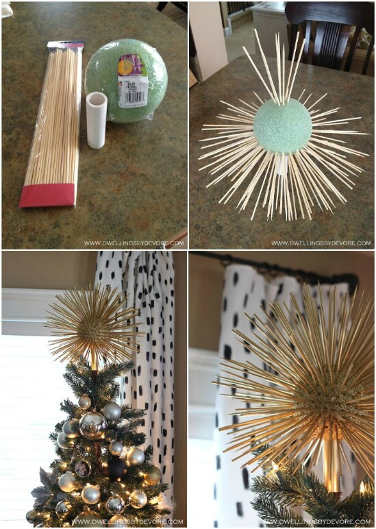 Starburst Tree Topper