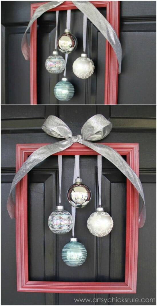 Framed Ornament Hanger