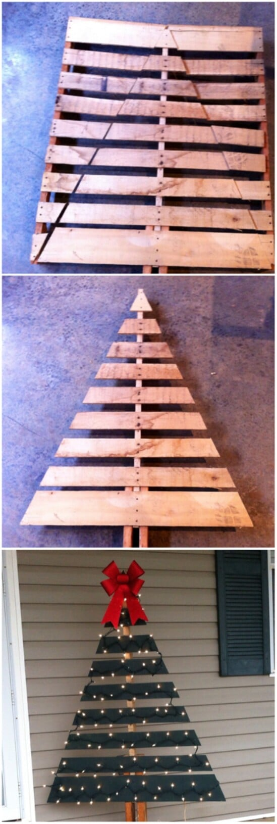 Pvc Christmas Tree Plans.20 Impossibly Creative Diy Outdoor Christmas Decorations