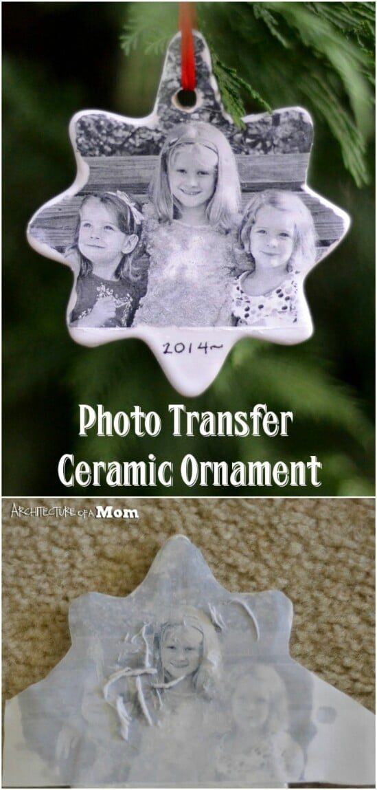 DIY Ceramic Ornaments