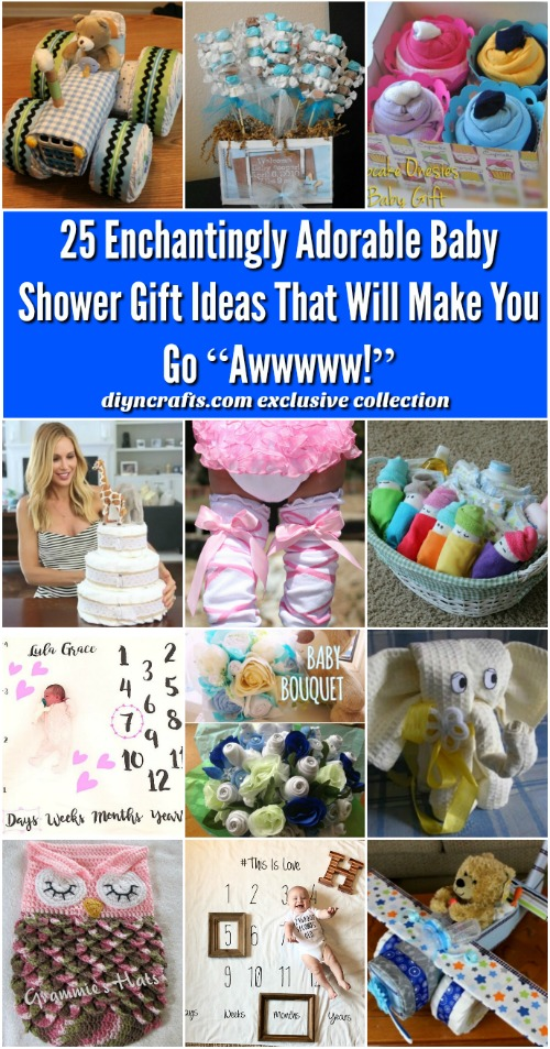 "3bea21b49 25 Enchantingly Adorable Baby Shower Gift Ideas That Will Make You Go  ""Awwwww!"""
