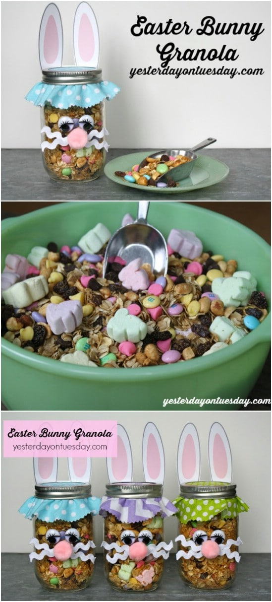 Easter Bunny Granola
