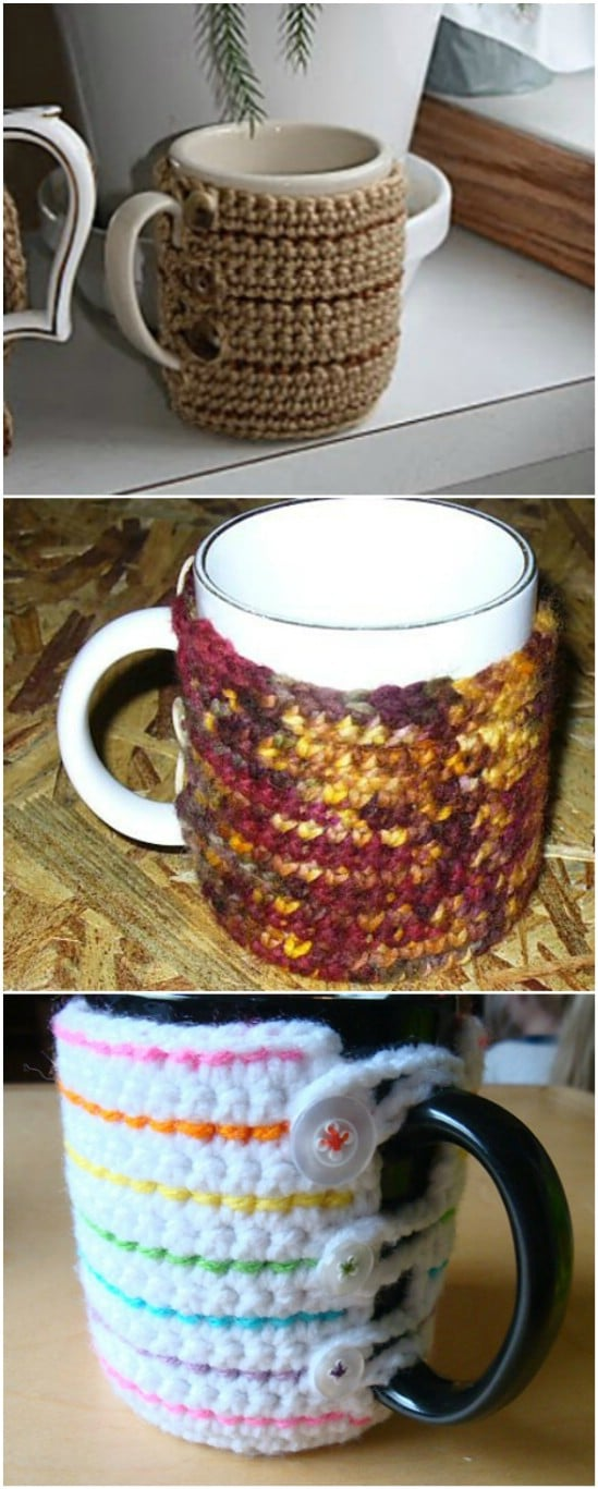IY Coffee Mug Cozy