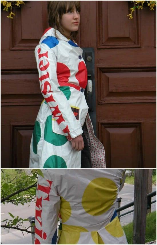Twister Rain Coat