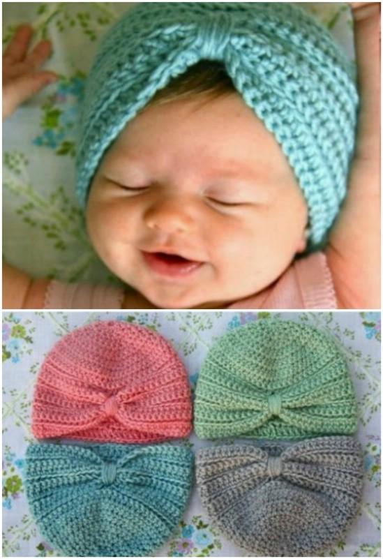 Cute Baby Turban
