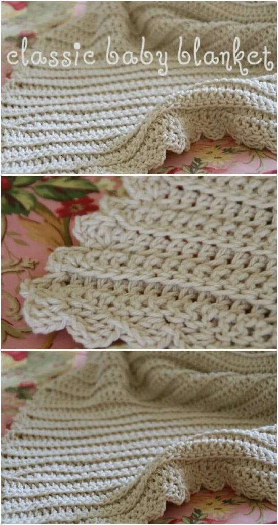 28 Quick And Easy Crochet Blanket Patterns For Beginners Diy Crafts
