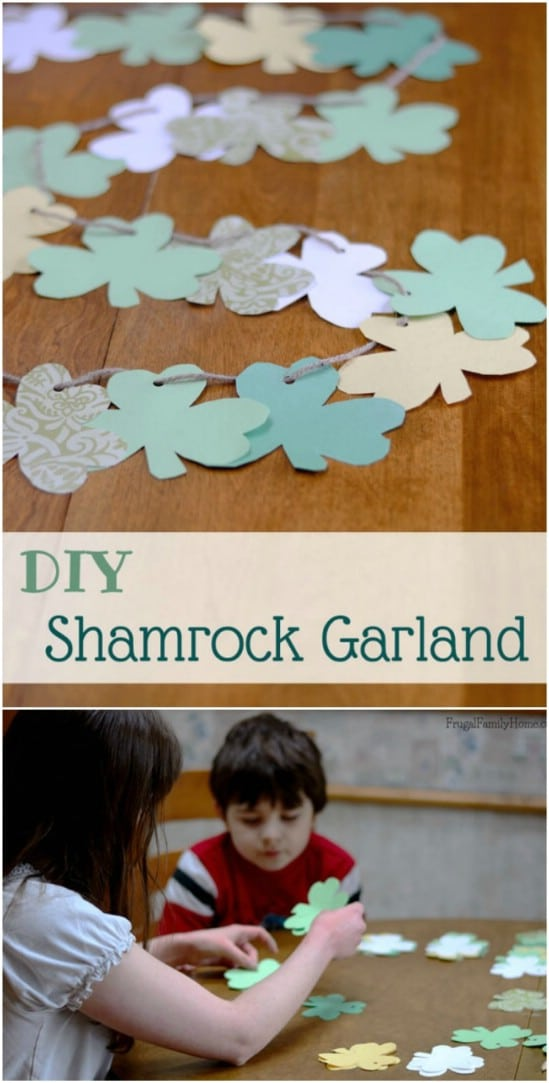 St. Patrick's Day Garland