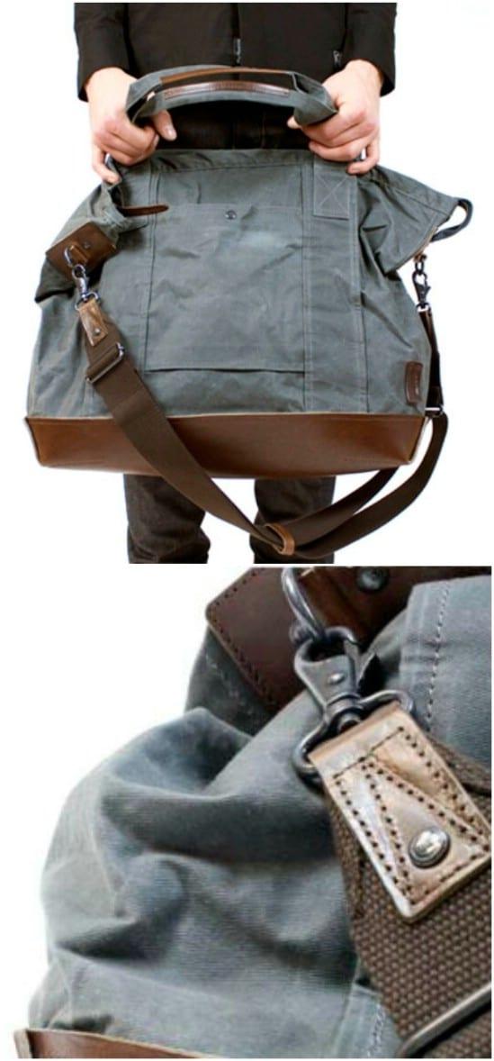 DIY Weekender Bag