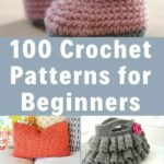 Crochet Beginner Patterns Collage