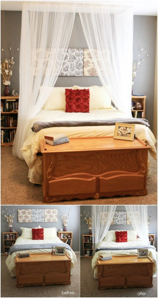 20 Repurposing Ideas To Make Good Use Of Old Curtains - DIY