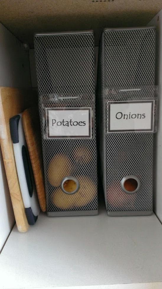 Pantry Perishable Organizer