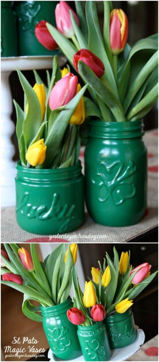 Lucky Jar Vases