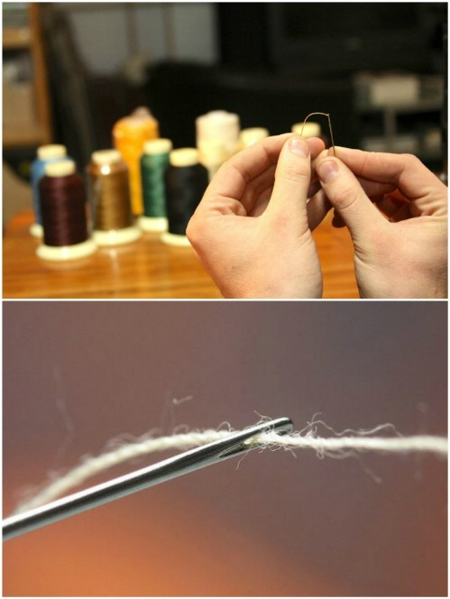 Needle Threading Hack