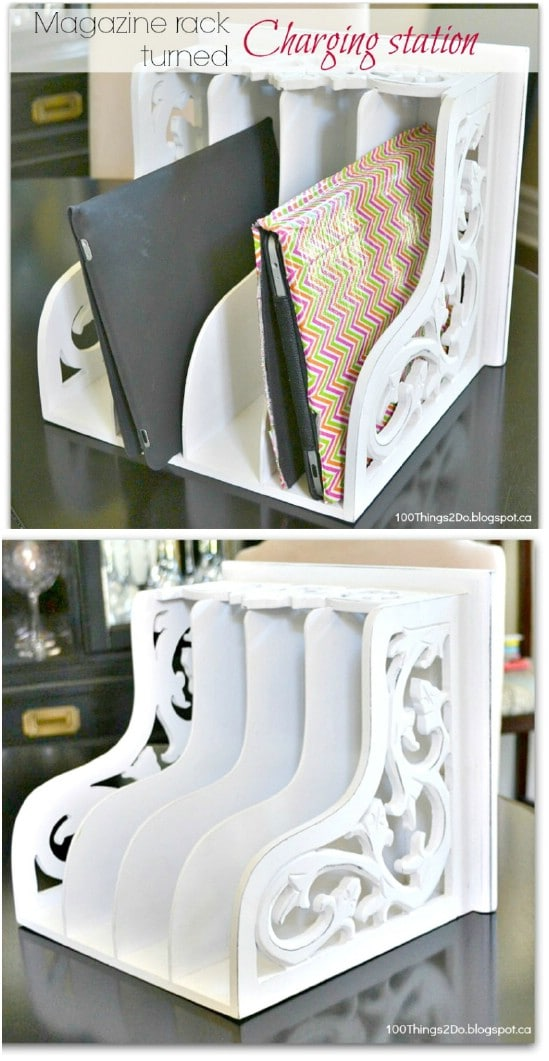 DIY Easy Charging Station