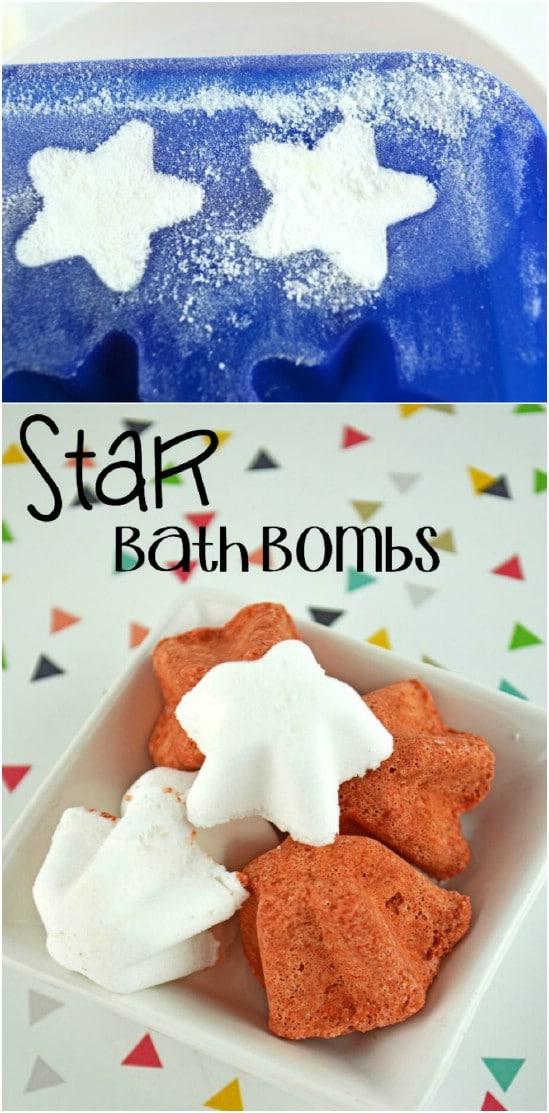Star Bath Bombs