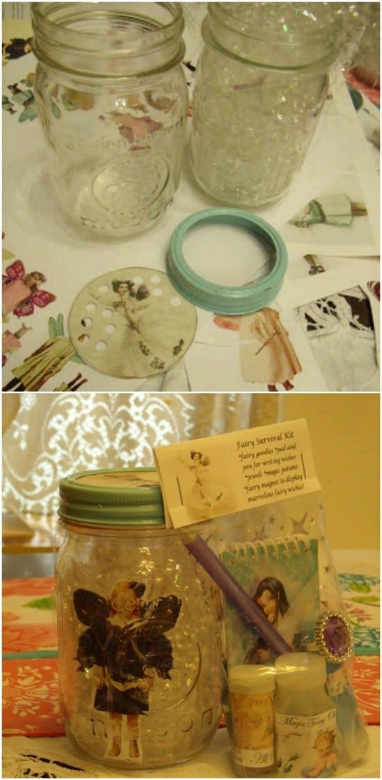 Fairy Jars