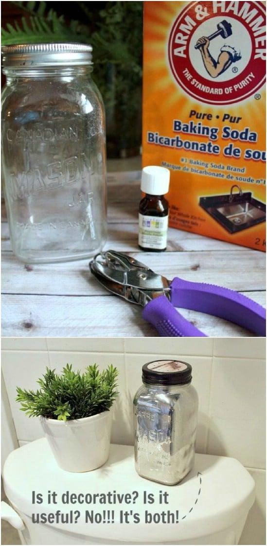 Mason Jar Air Fresheners