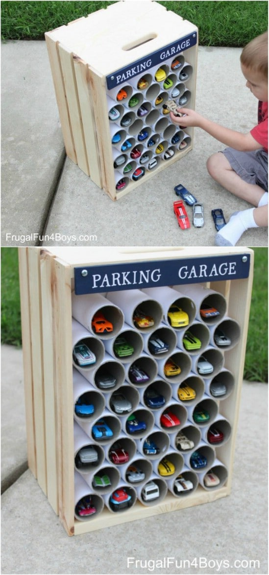 Little Car Storage