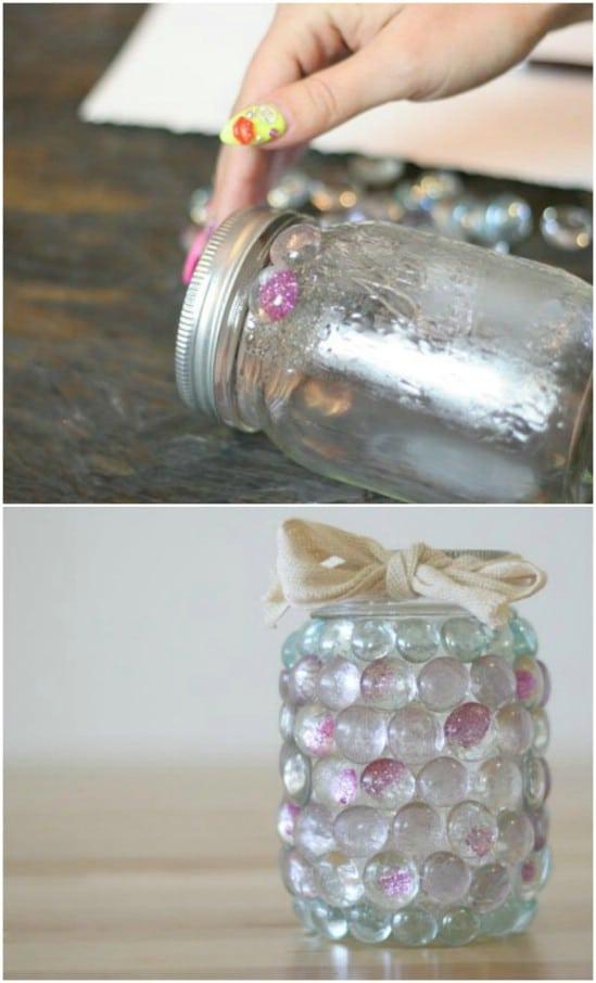 50 Brilliantly Decorative Mason Jar Home Decorating Projects Diy Crafts