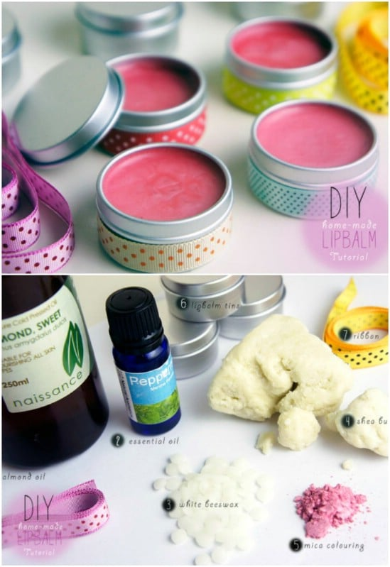 Make DIY moisturizing lotion.