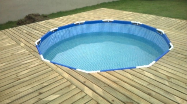 How To Make An Above-Ground Pool Look Incredible