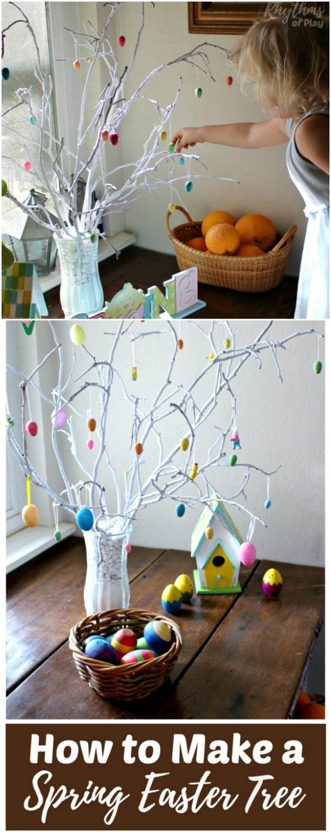 Easter Tree Tradition