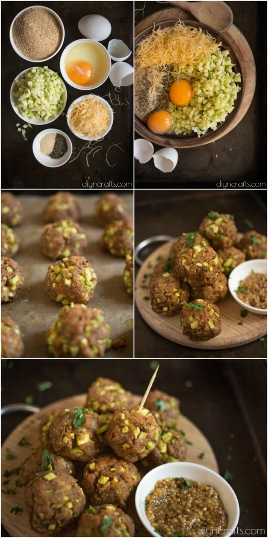 Planning A Party? These Zucchini Balls Are The Perfect Appetizer