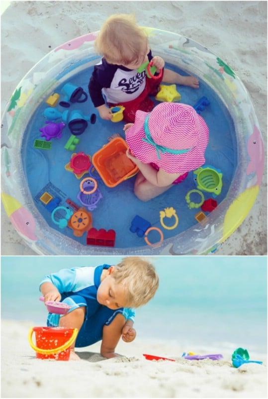 Baby Beach Fun