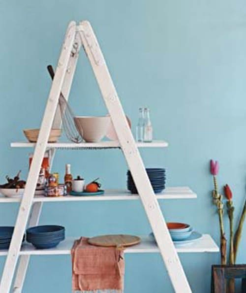 Quick And Easy Kitchen Shelving
