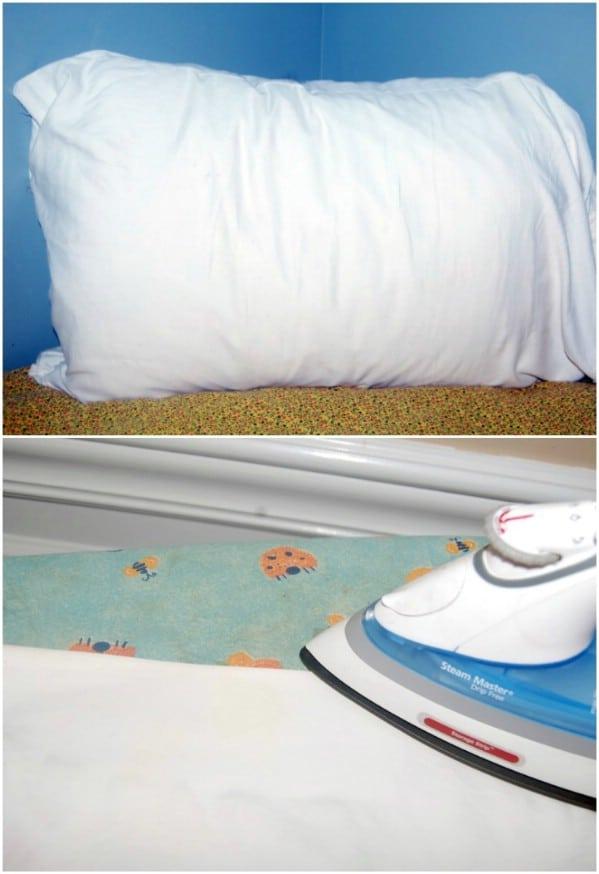 Easy DIY Pillow Case