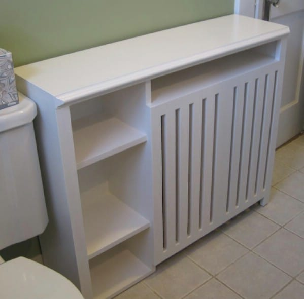 Use Your Radiator For Storage