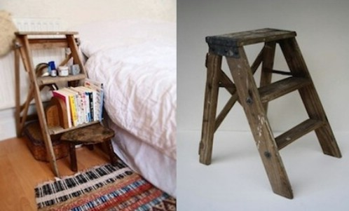 Rustic Country Nightstand