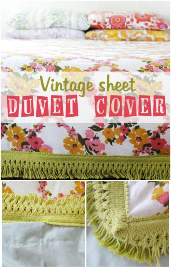 Custom DIY Duvet Cover