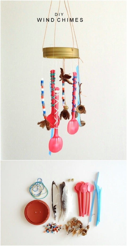 40 Relaxing Wind Chime Ideas To Fill Your Outdoors With