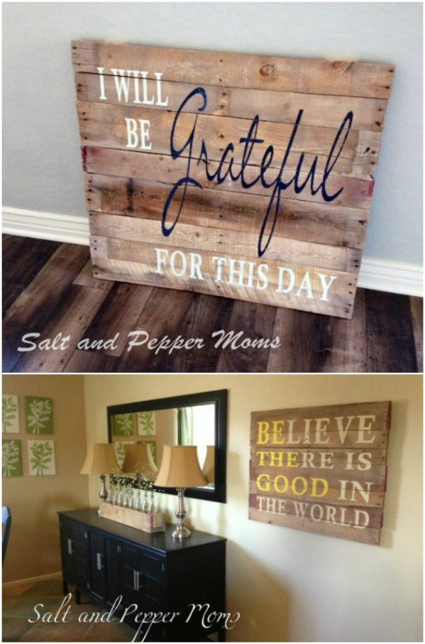 image about Homemade Signs Ideas identify 50 Picket Symptoms That Will Increase Rustic Attraction In the direction of Your House Decor