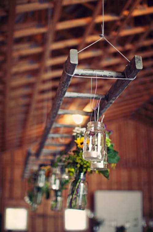Country Wedding Décor