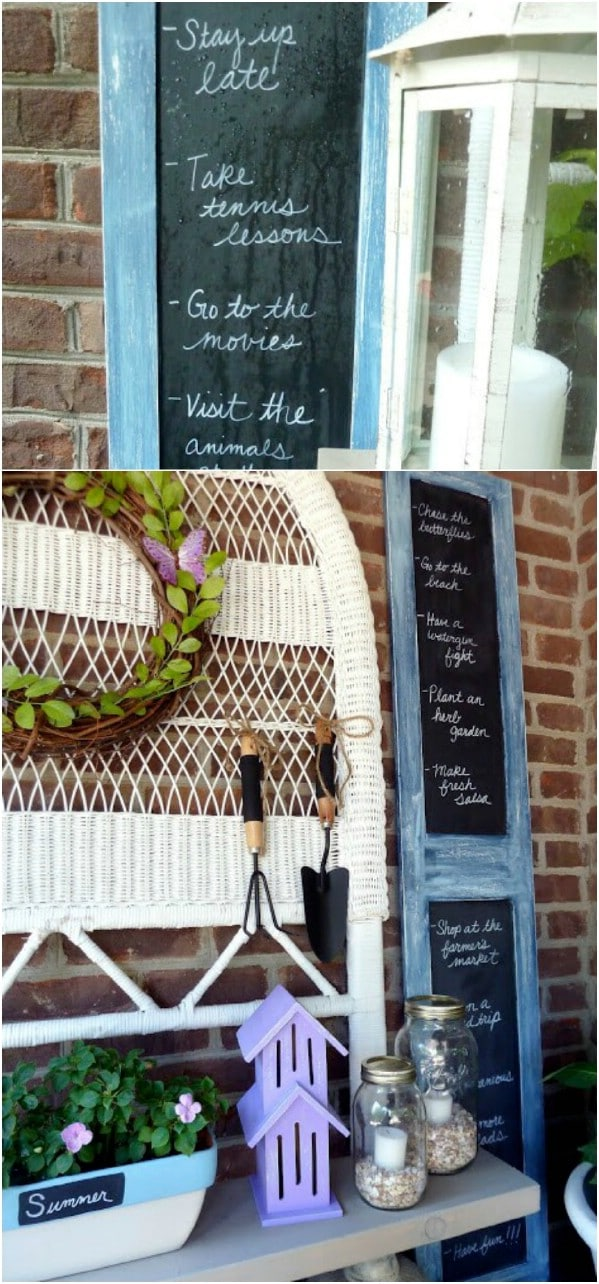 Easy DIY Porch Décor