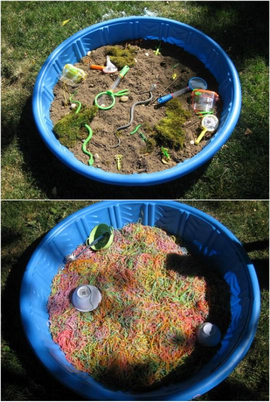 DIY Critter Pit