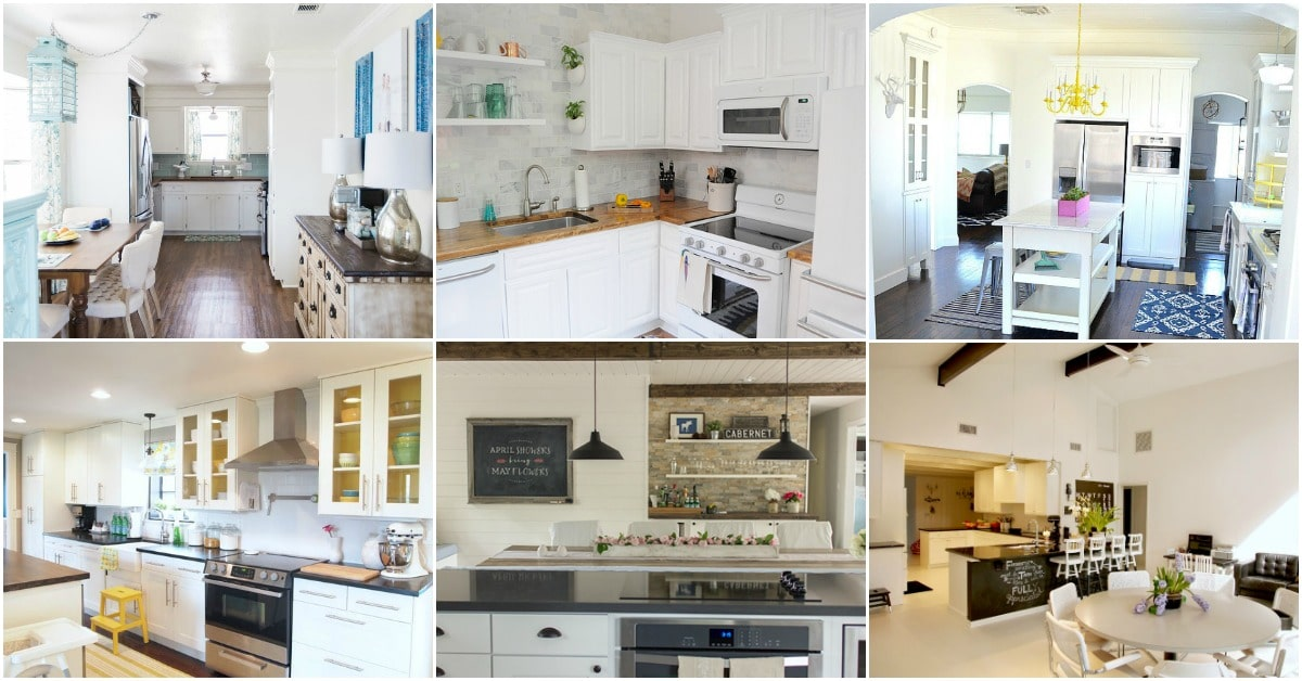25 Inspiring DIY Kitchen Remodeling Ideas That Will Frugally Transform Your  Kitchen   DIY U0026 Crafts