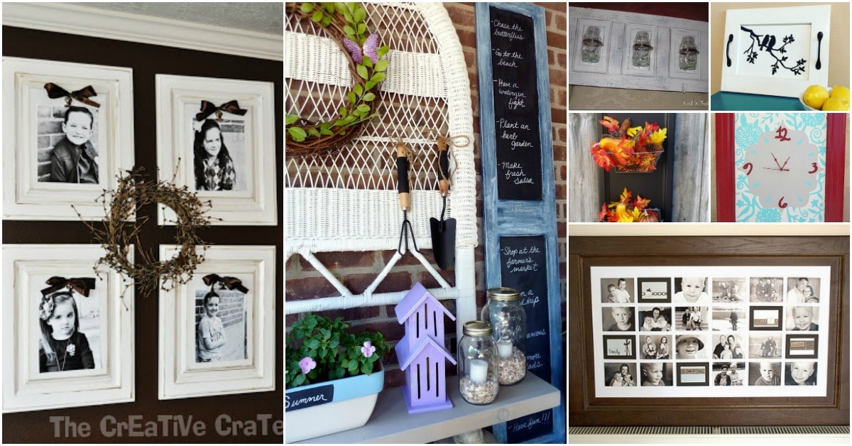 25 Diy Projects Made From Old Cabinet Doors Its Time To Repurpose