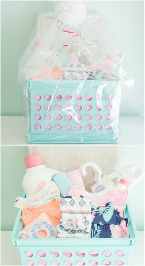 Baby Essentials Basket