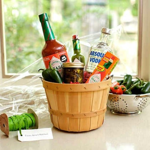 DIY Bloody Mary Kit