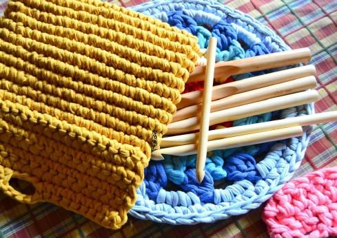 Super Easy Crochet Dishcloth