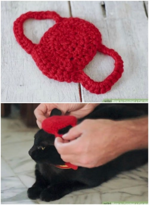 Easy Crochet Cat Patterns,Free Crochet Cat Pattern-I have shared a ... | 687x499