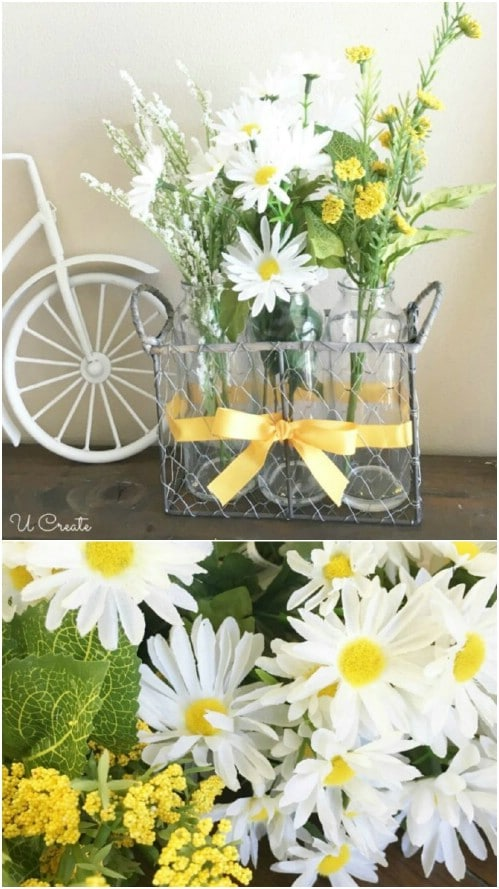 Easy DIY Centerpiece